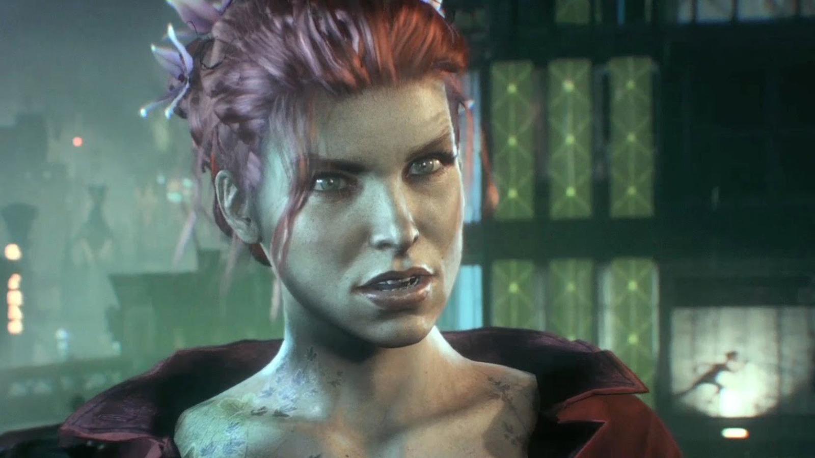 Batman: Arkham Knight Gameplay Walkthrough Part 2 - Poison