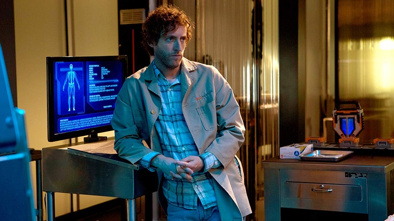 Thomas Middleditch as Ed Whittle in Replicas