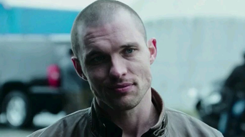 Ed Skrein - Francis Freeman/Ajax