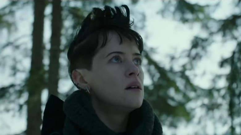 Claire Foy in The Girl in the Spider's Web