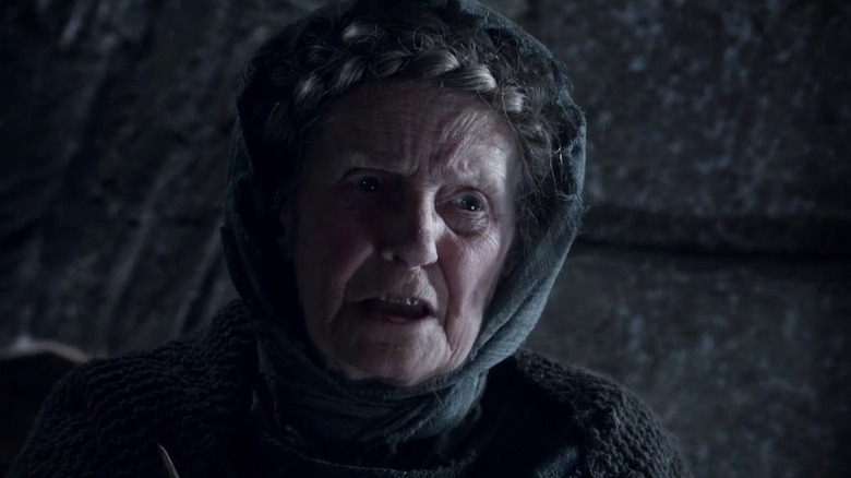 Old Nan in Game of Thrones