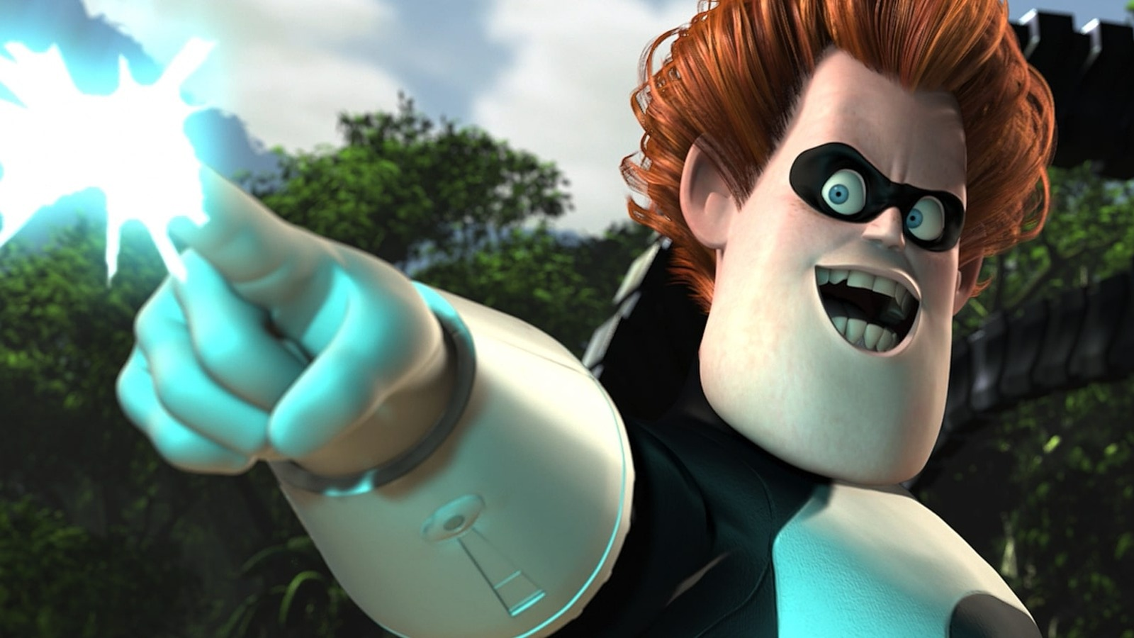 Why the villain of The Incredibles wasn't actually Syndrome