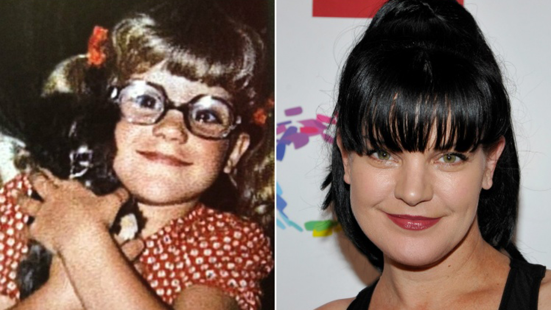 What the NCIS cast looked like as kids - Looper