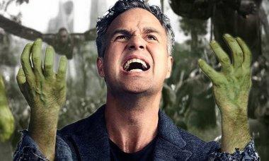 Avengers Infinity War Bruce Banner Hulk