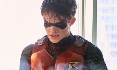 Titans Robin Jason Todd
