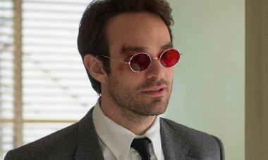 Charlie Cox as Matt Murdock on Daredevil Netflix