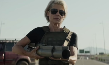 Linda Hamilton Sarah Connor Terminator Dark Fate teaser trailer