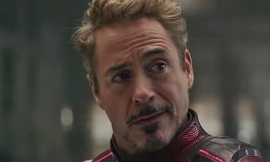 Robert Downey Jr. Avengers Endgame Iron Man