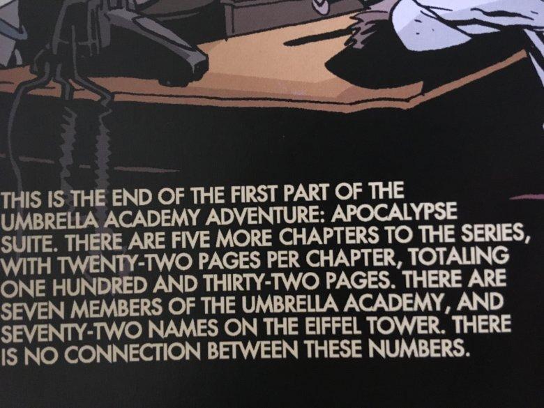 Os teasers da segunda temporada da Umbrella Academy podem significar mais do que você pensa 3
